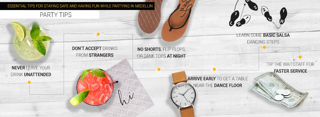 The Medellin Nightlife Guide - Tiger Hostel's Rumba Bible